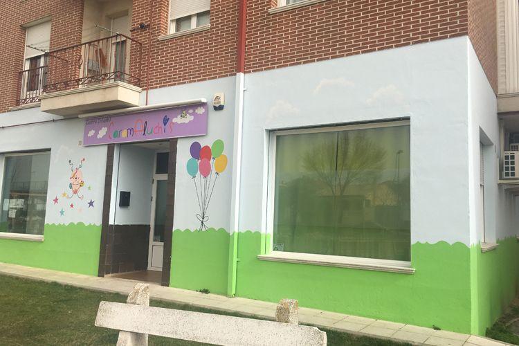 Centro infantil en Tordesillas