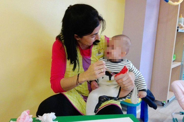 Estimulación a los bebés