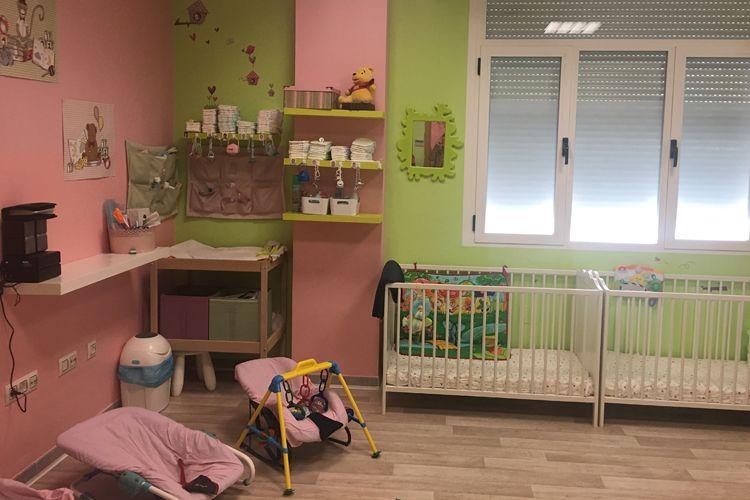 Disfruta de las mejores instalaciones para tu hijo