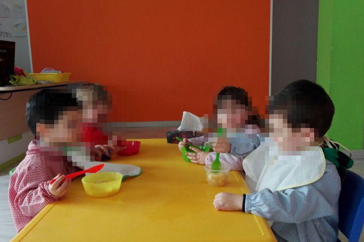 Comida casera para nuestros pequeños