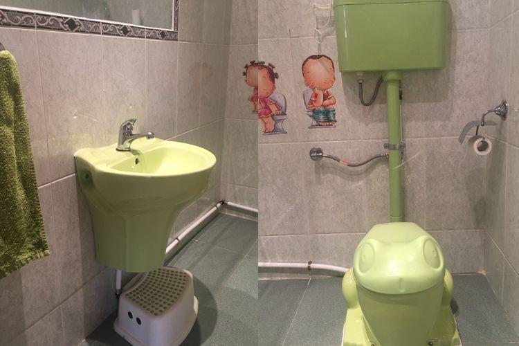 Nuestros baños divertidos