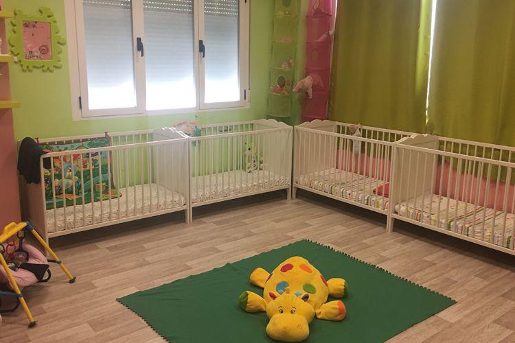 Una de las salas más especiales donde nuestros pequeños descansan