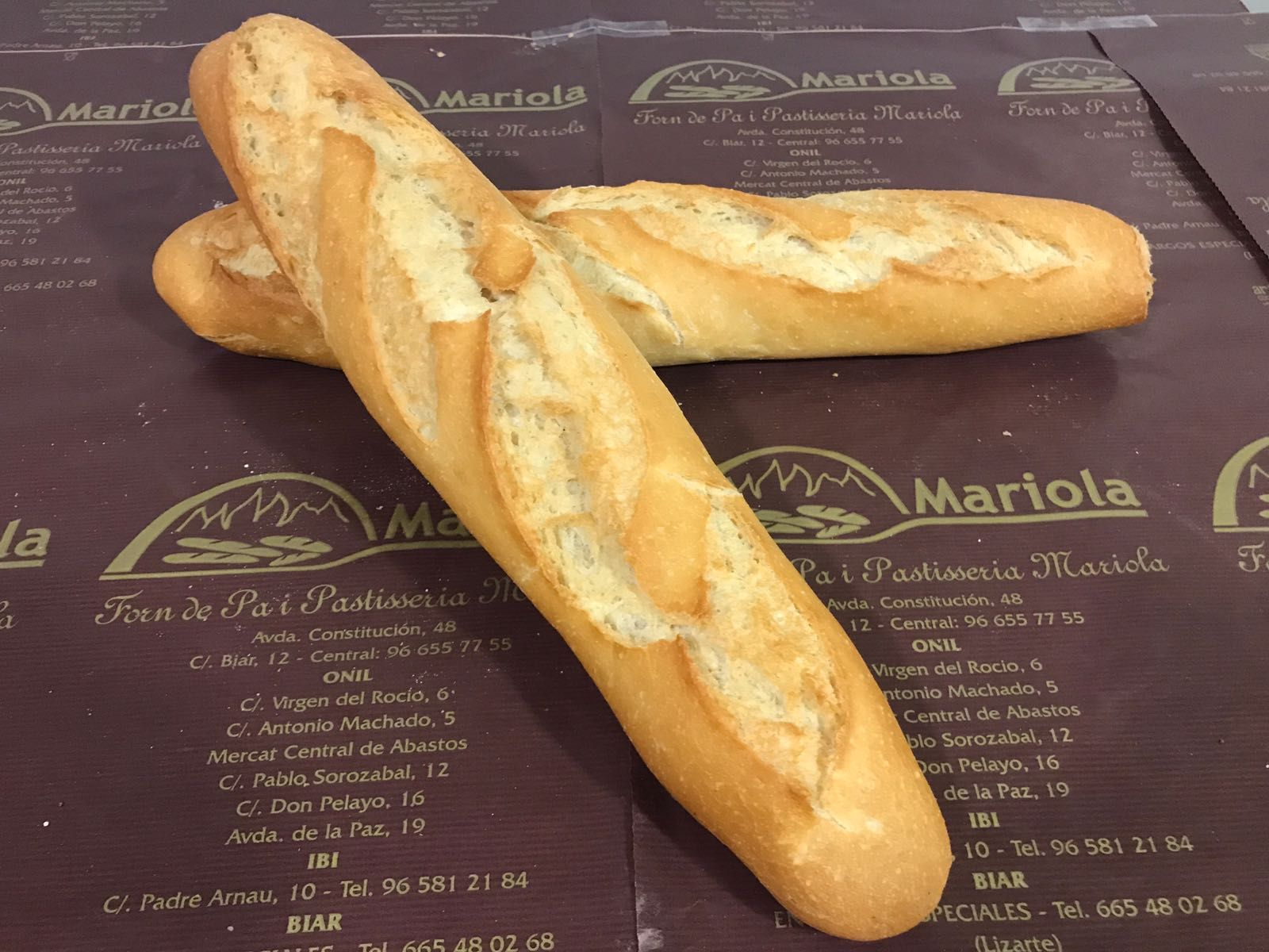 Foto 32 de Panadería y bollería en    Panadería Mariola