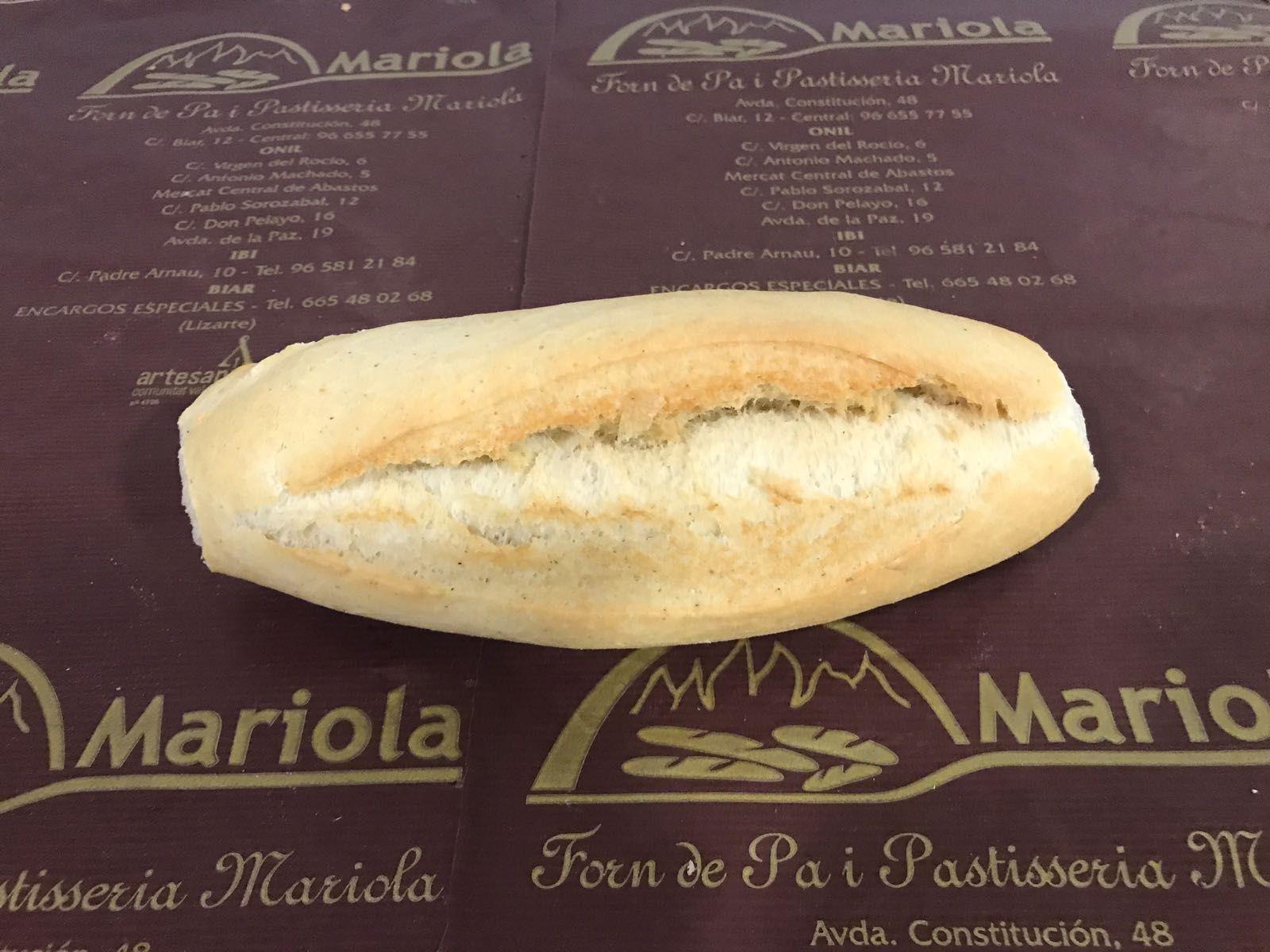Foto 30 de Panadería y bollería en    Panadería Mariola