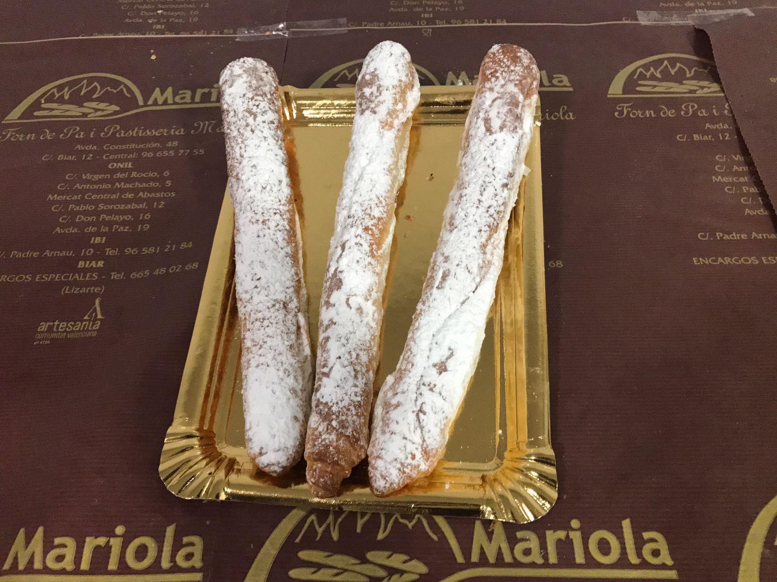 Foto 18 de Panadería y bollería en    Panadería Mariola