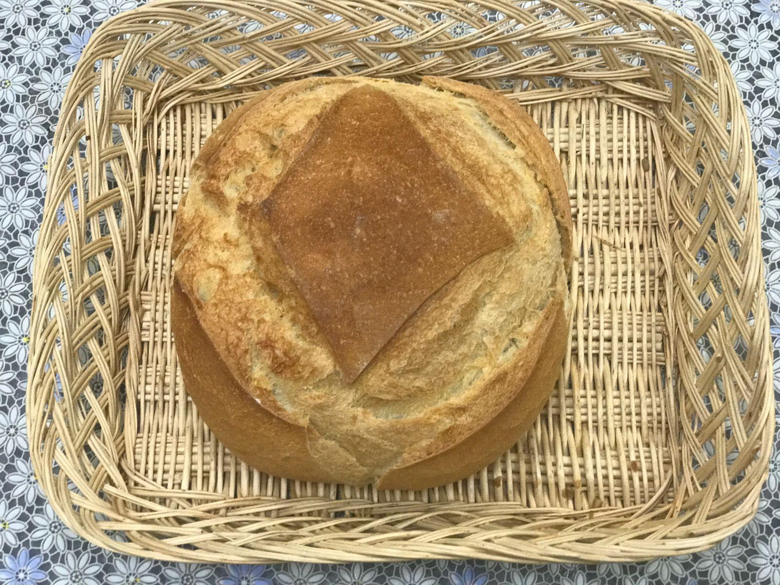 Pan artesanal en Onil