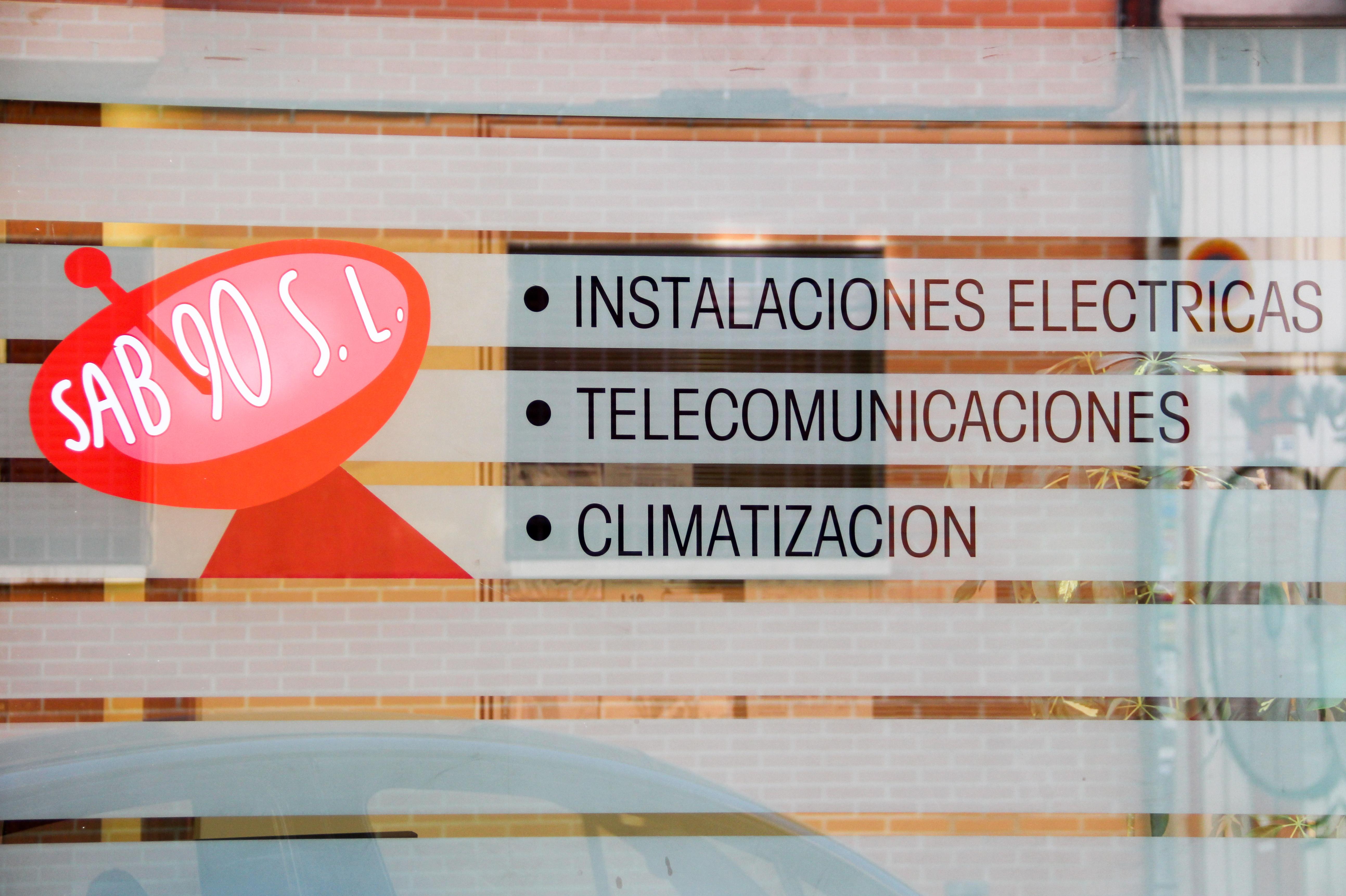 Instalaciones eléctricas, Telecomunicaciones, Climatización.