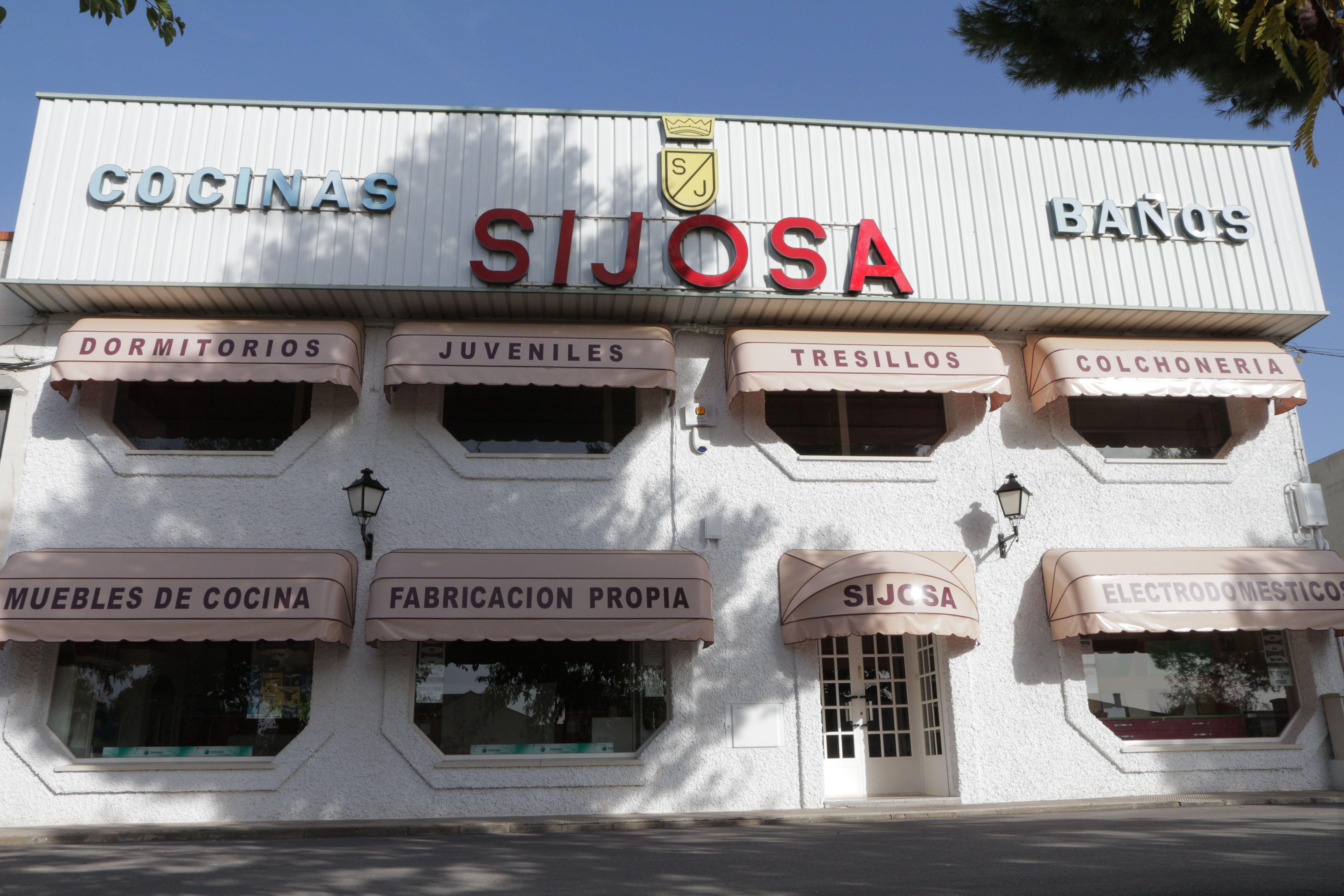 Foto 2 de Fabricante de cocinas en Añover de Tajo   Muebles Sijosa