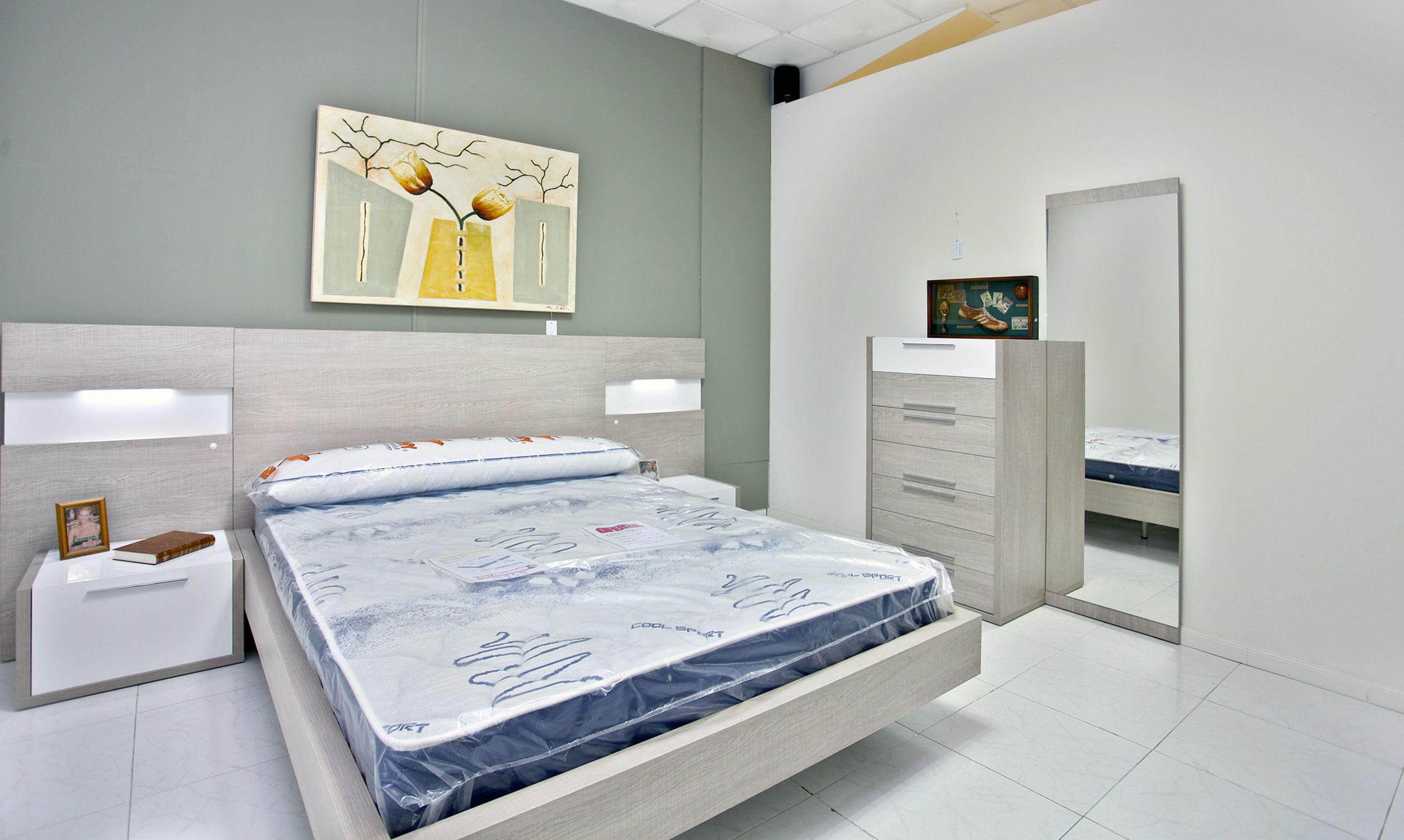 Dormitorios modernos en Añover de Tajo, Toledo