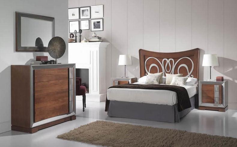 Muebles clásicos para dormitorio