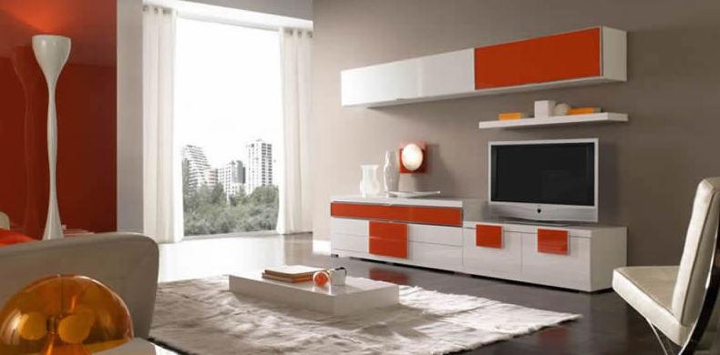 Venta de muebles para salón de diferentes estilos