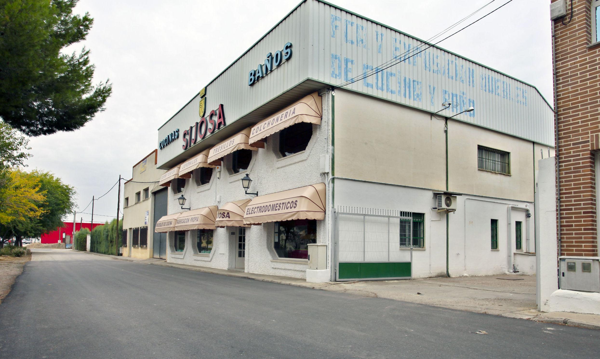 Tienda de muebles en Añover de Tajo, Toledo
