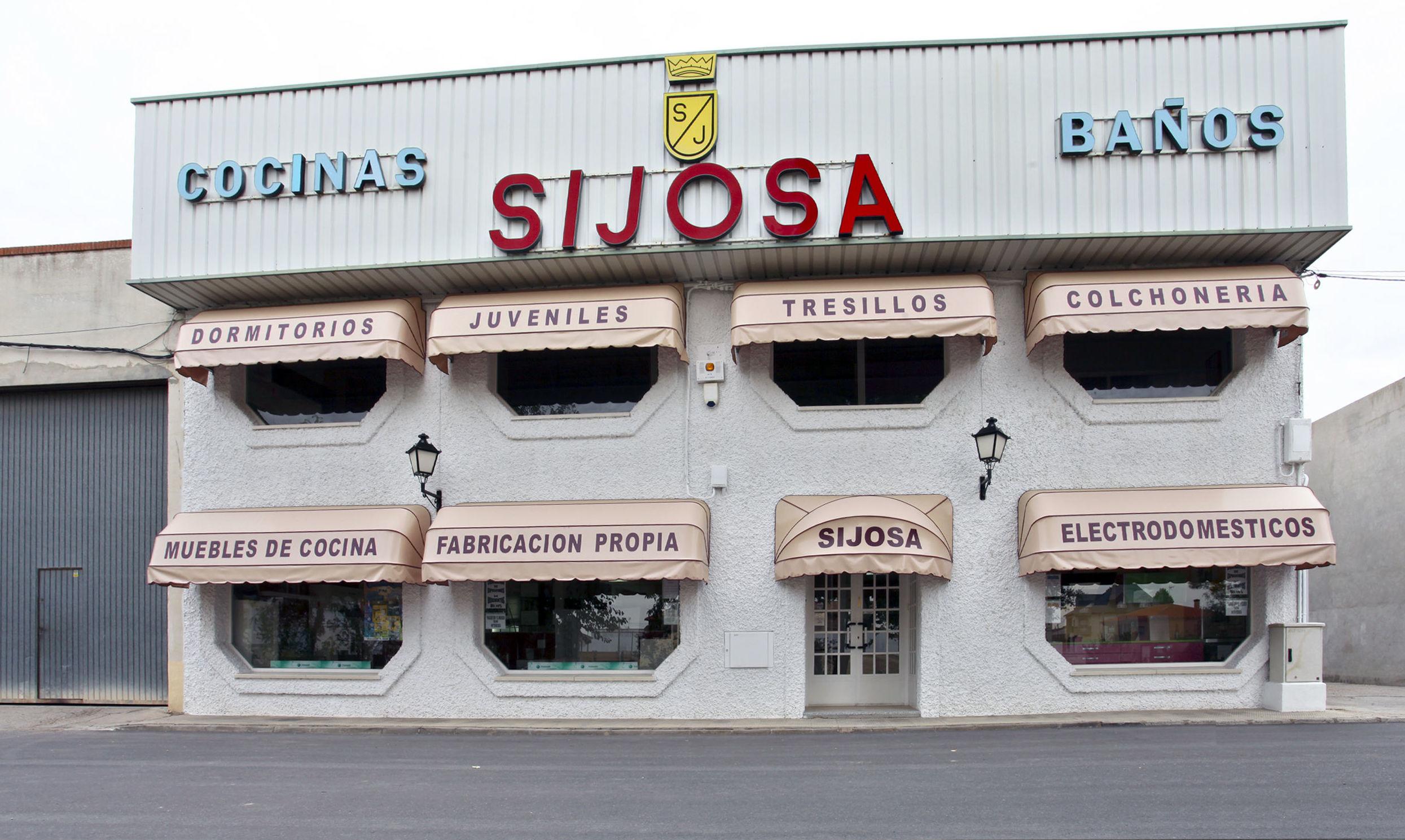 Muebles Sijosa, fabricantes de cocinas en Añover de Tajo, Toledo