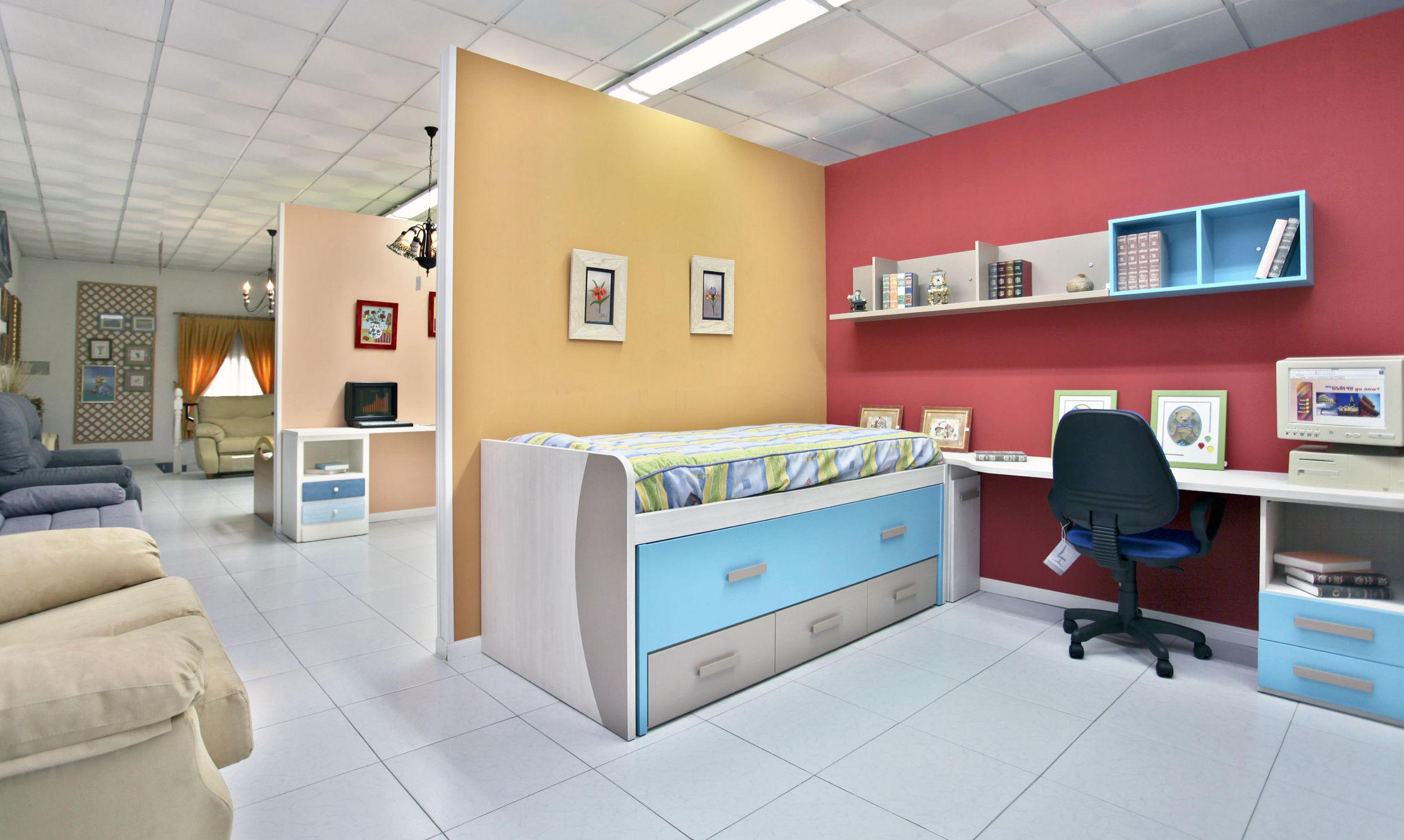 Dormitorios juveniles en Madrid sur