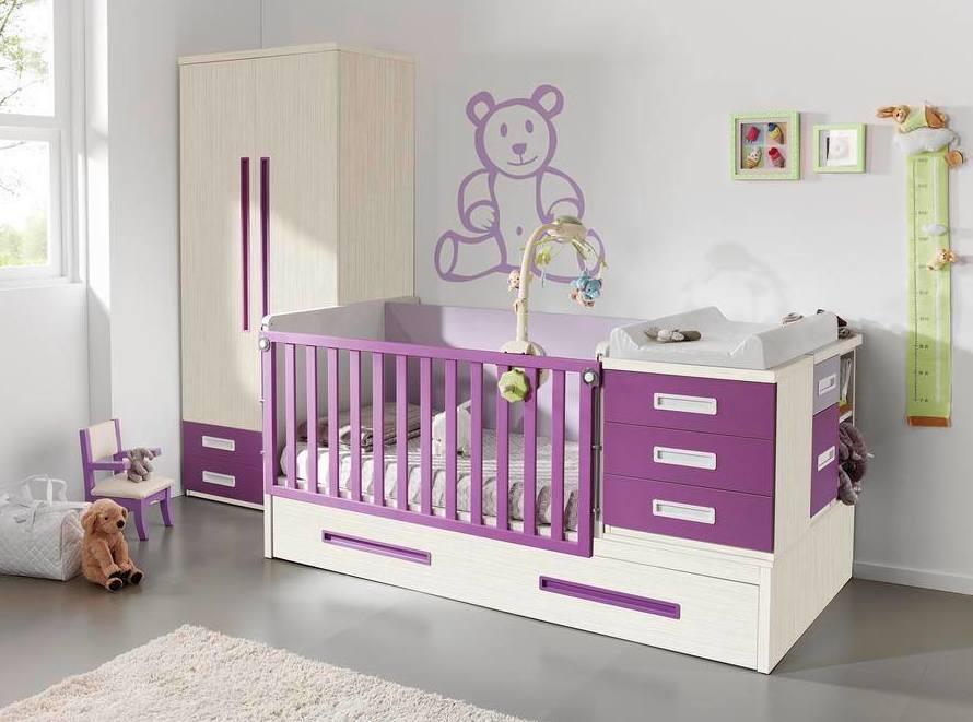 Muebles para dormitorios infantiles