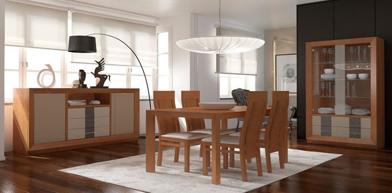 Muebles para salón de estilo clásico
