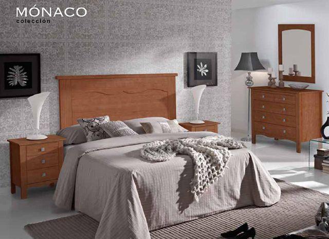 Dormitorios Mónaco