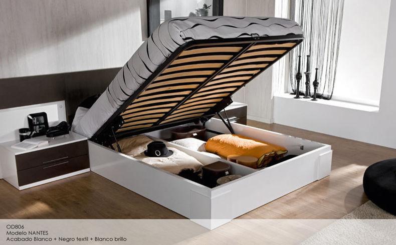 Muebles de dormitorio para aprovechar todos los espacios