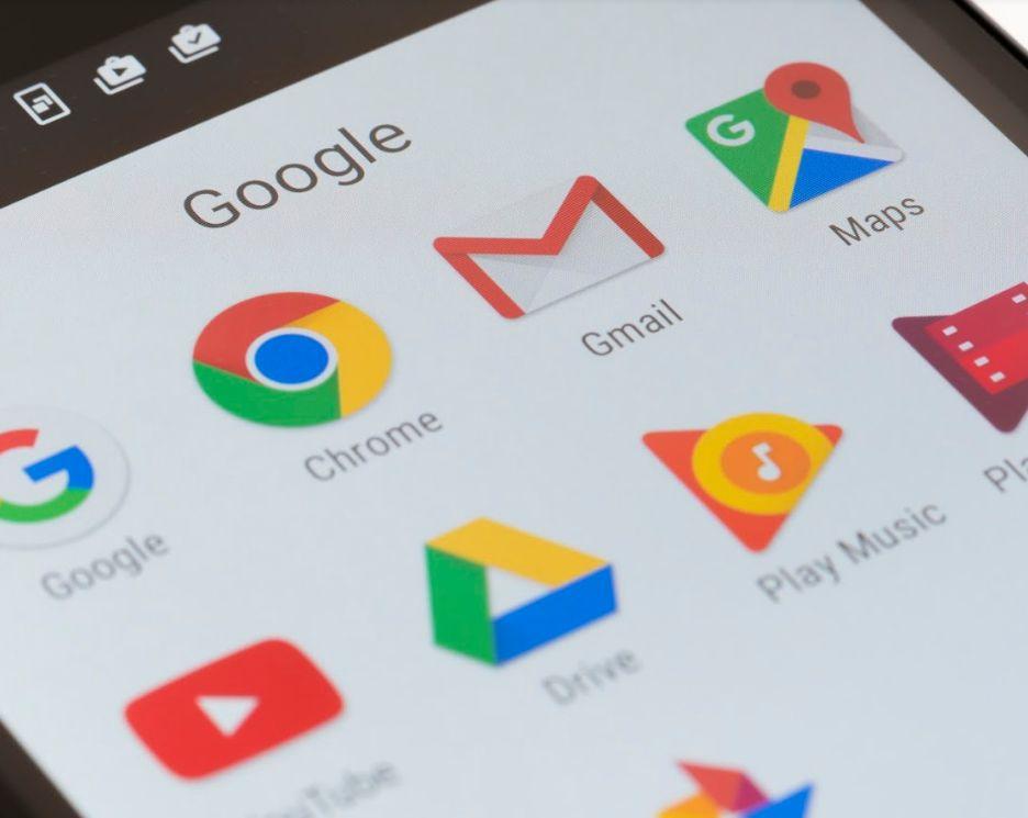 Correo profesional Google: Servicios de RETOTEL