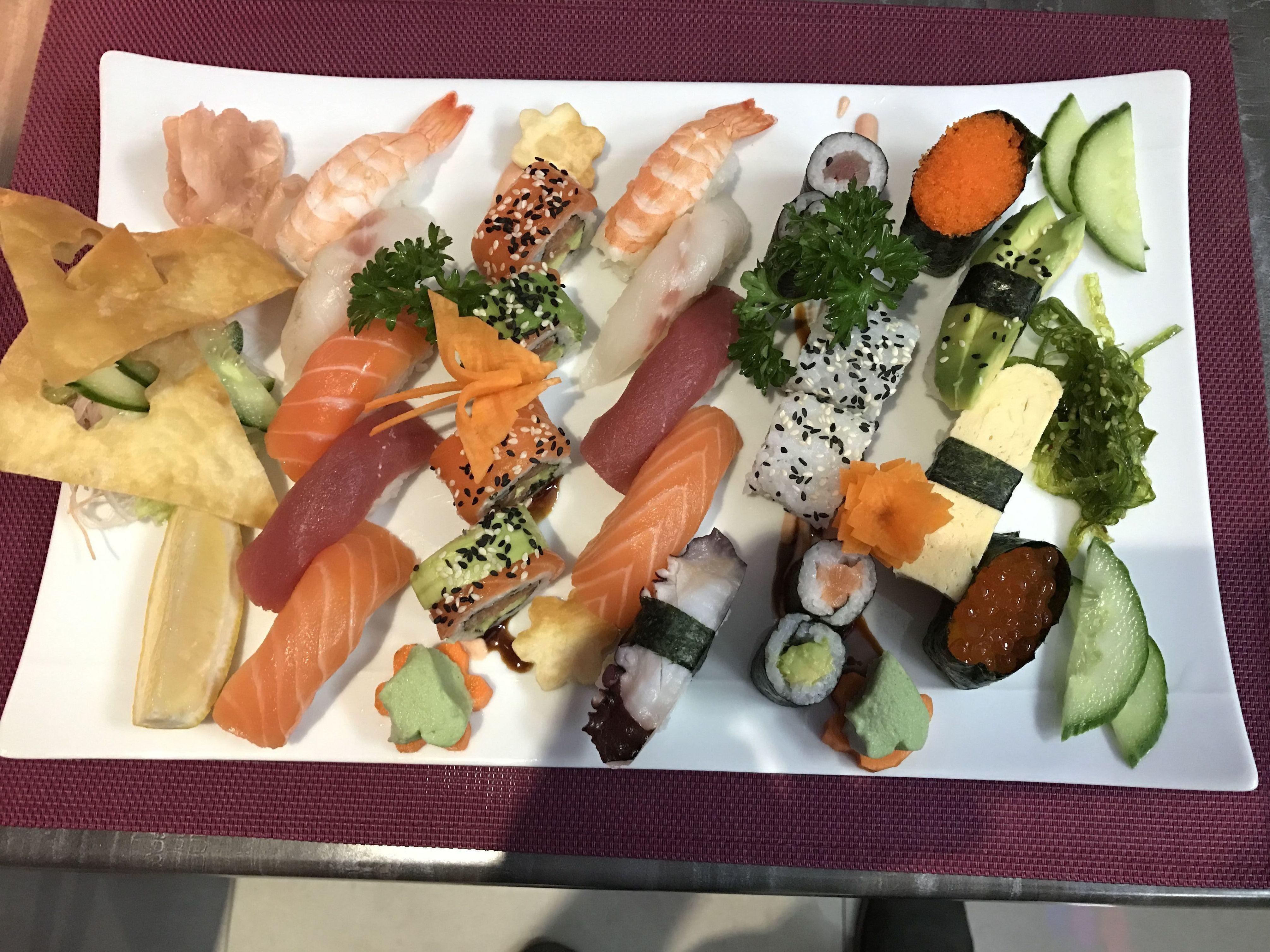 Foto 5 de Restaurante de comida fusión en San Bartolomé de Tirajana | Restaurante SushiMex