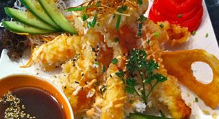 Tempura - Don. Sushi: Carta de Restaurante SushiMex
