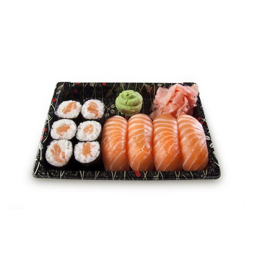 Especialidades de nuestro sushi man: Carta de Restaurante SushiMex