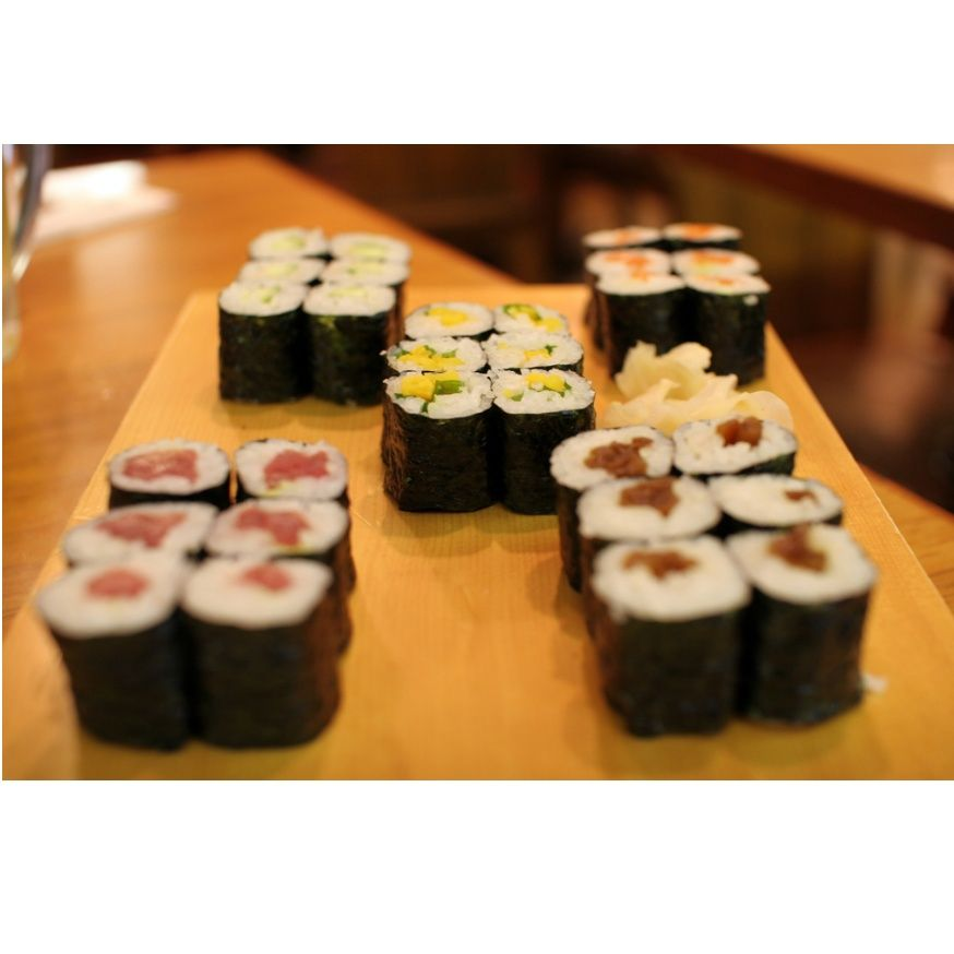 Hosomaki: Carta de Restaurante SushiMex