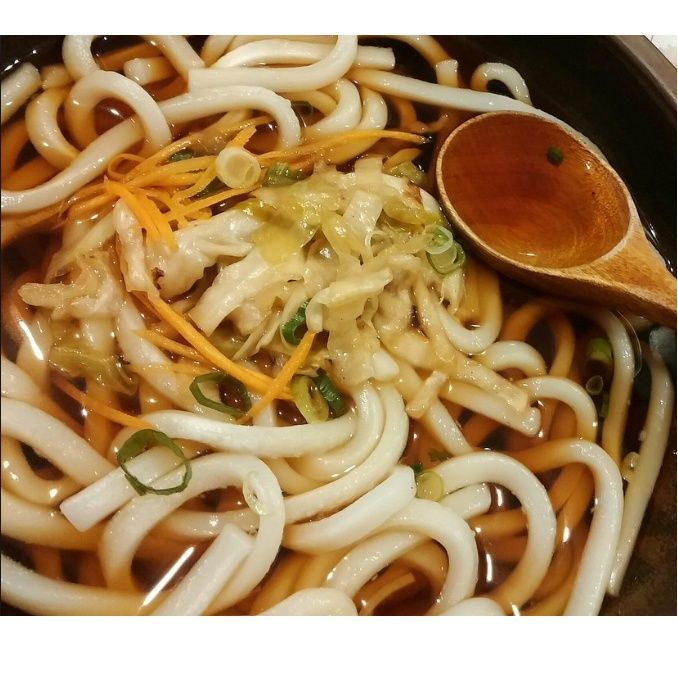 Sopas de Udon Noodles. Sushi: Carta de Restaurante SushiMex