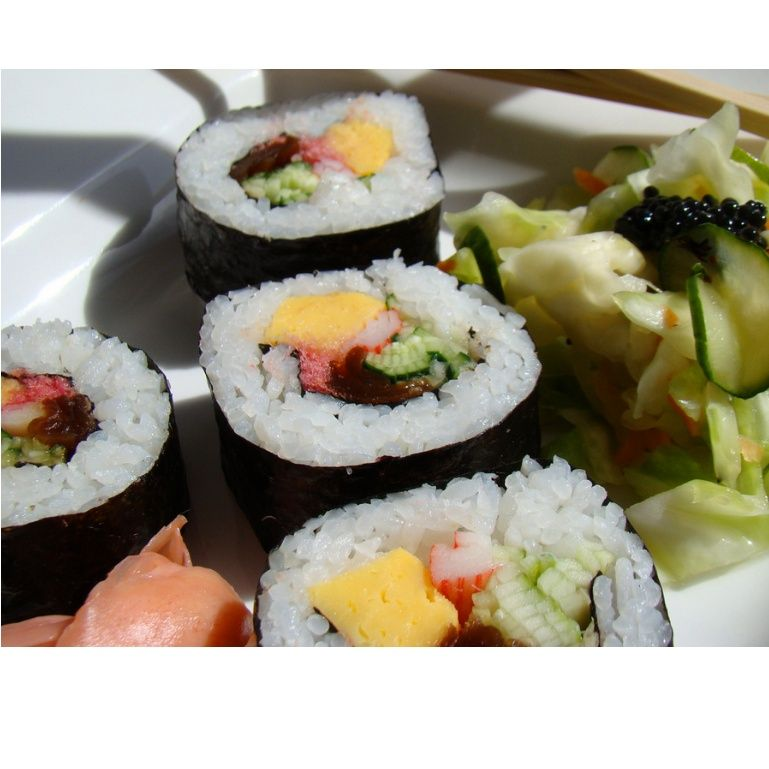 Futomaki tempurizado: Carta de Restaurante SushiMex