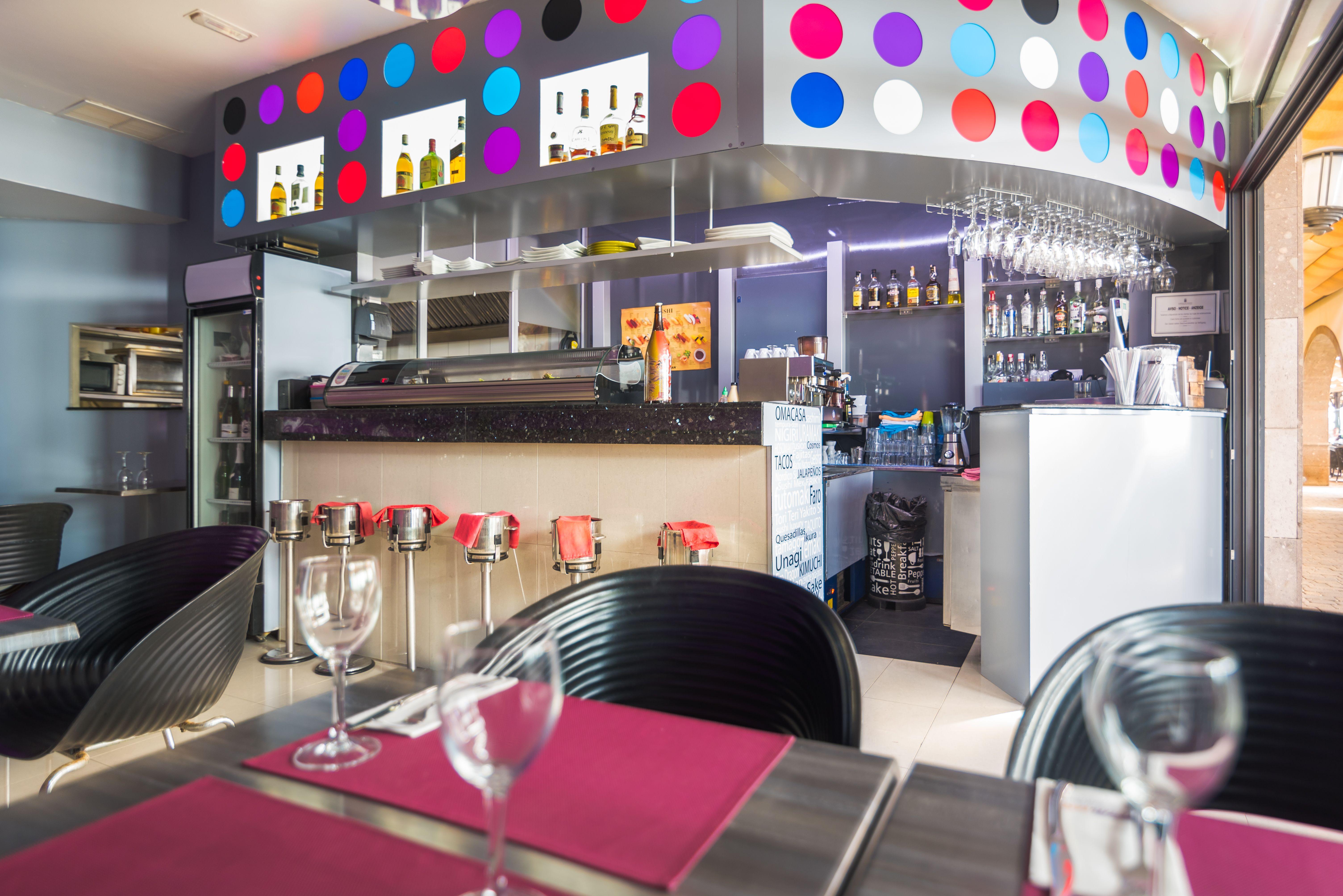 Foto 4 de Restaurante de comida fusión en San Bartolomé de Tirajana | Restaurante SushiMex
