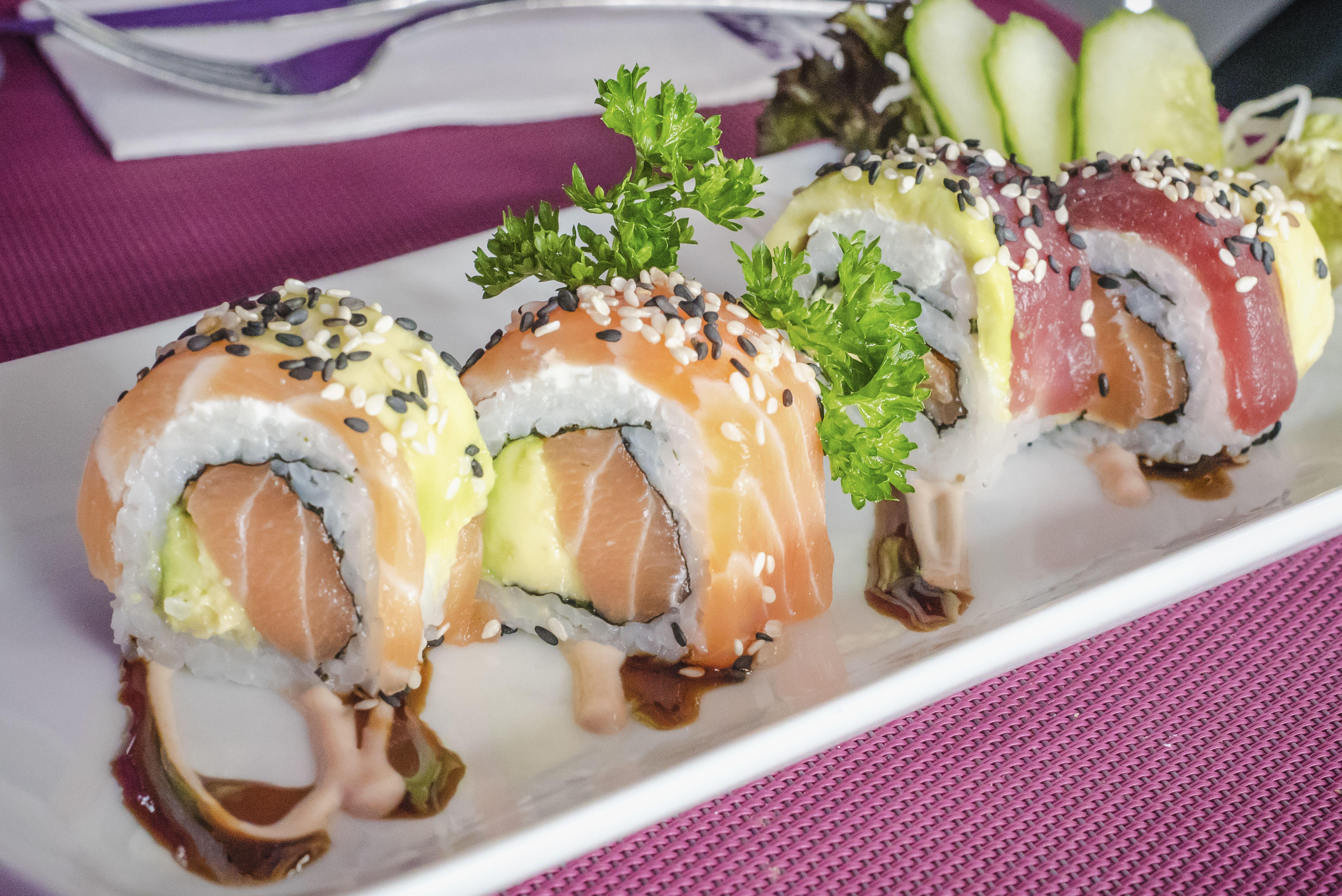 Foto 6 de Fusion food restaurant en San Bartolomé de Tirajana | Restaurante SushiMex