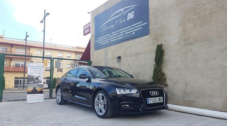 Audi A5 S5 Pack
