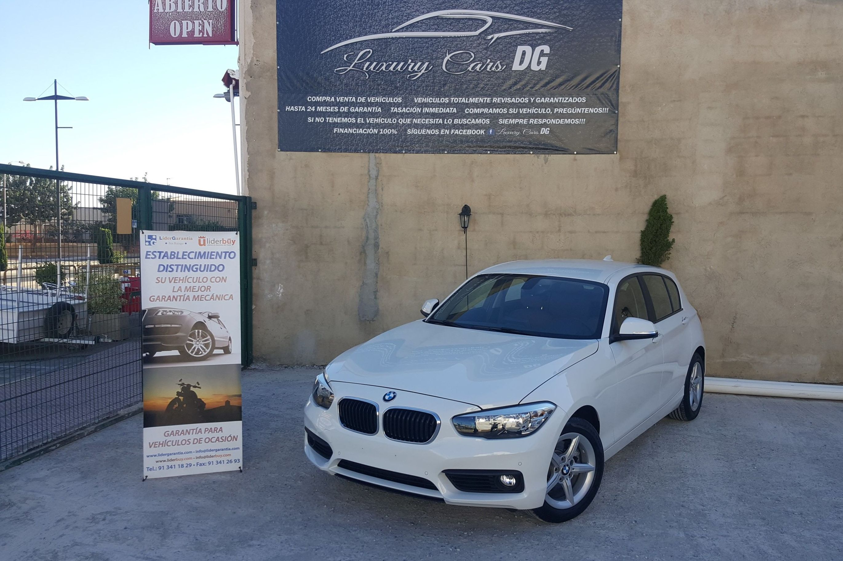 BMW 120i 0 km