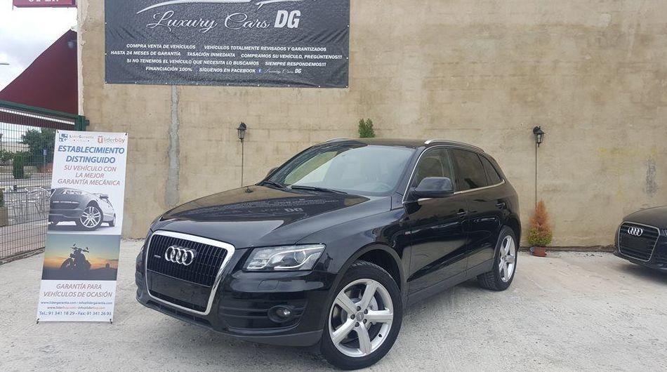 Audi Q5 3.0 Sline
