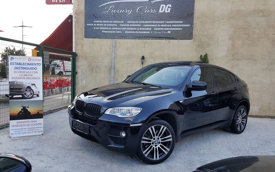 BMW X6 M pack