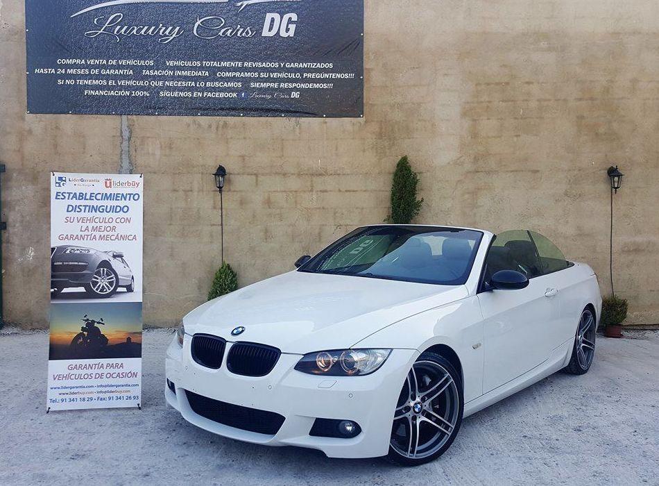 BMW 330 cabrio M pack