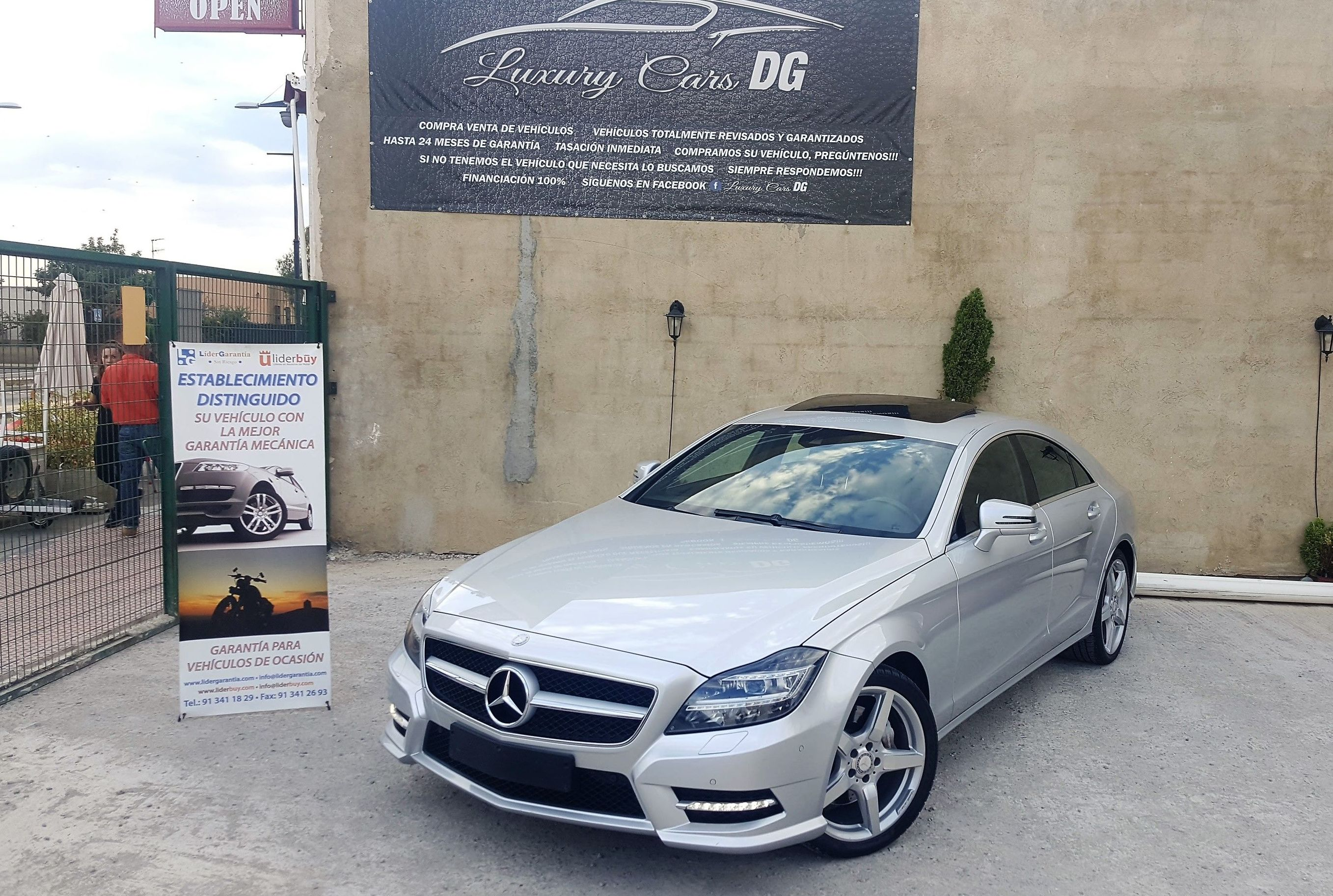 Mercedes CLS 350 AMG Pack