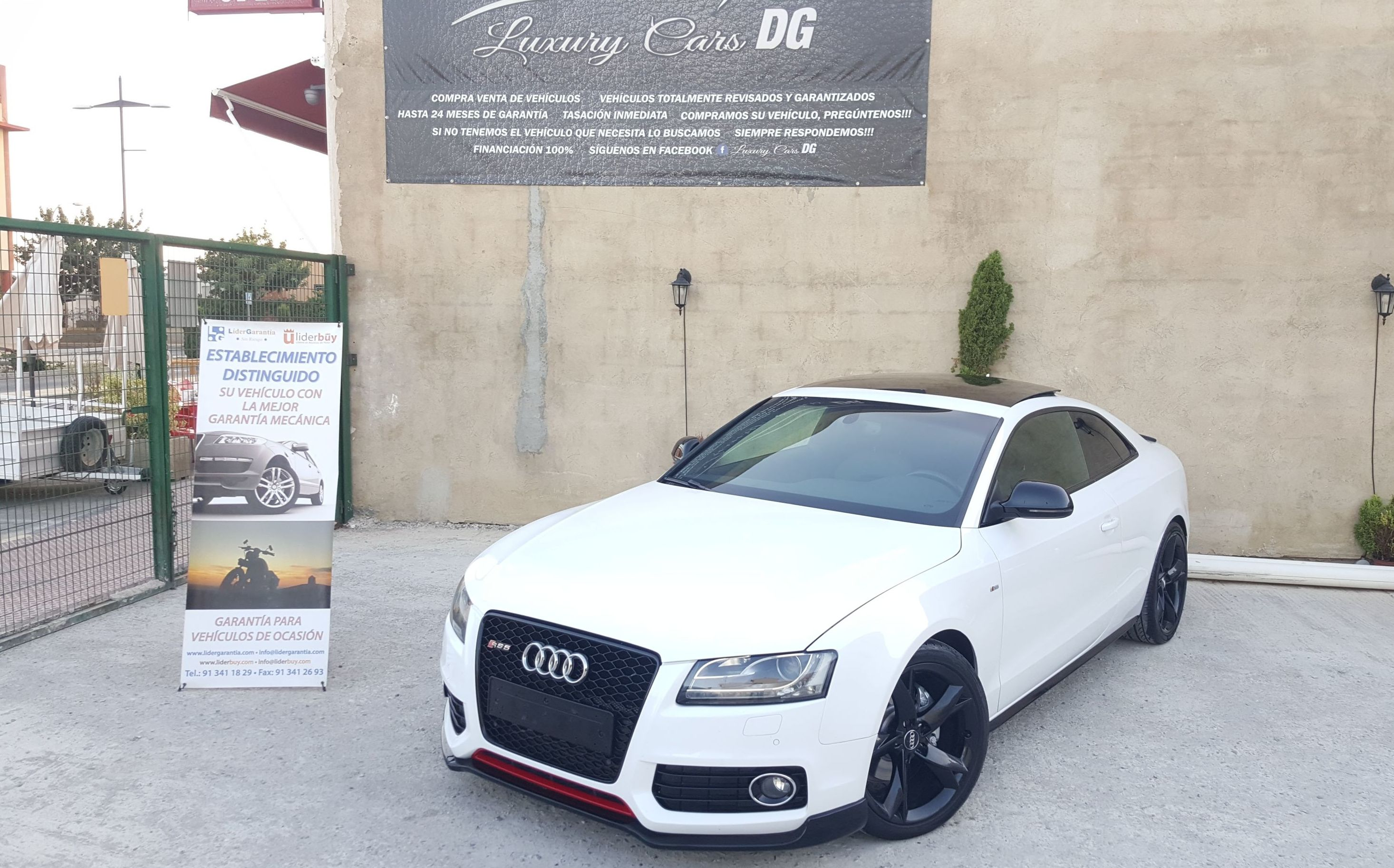 Audi A5 RS Pack