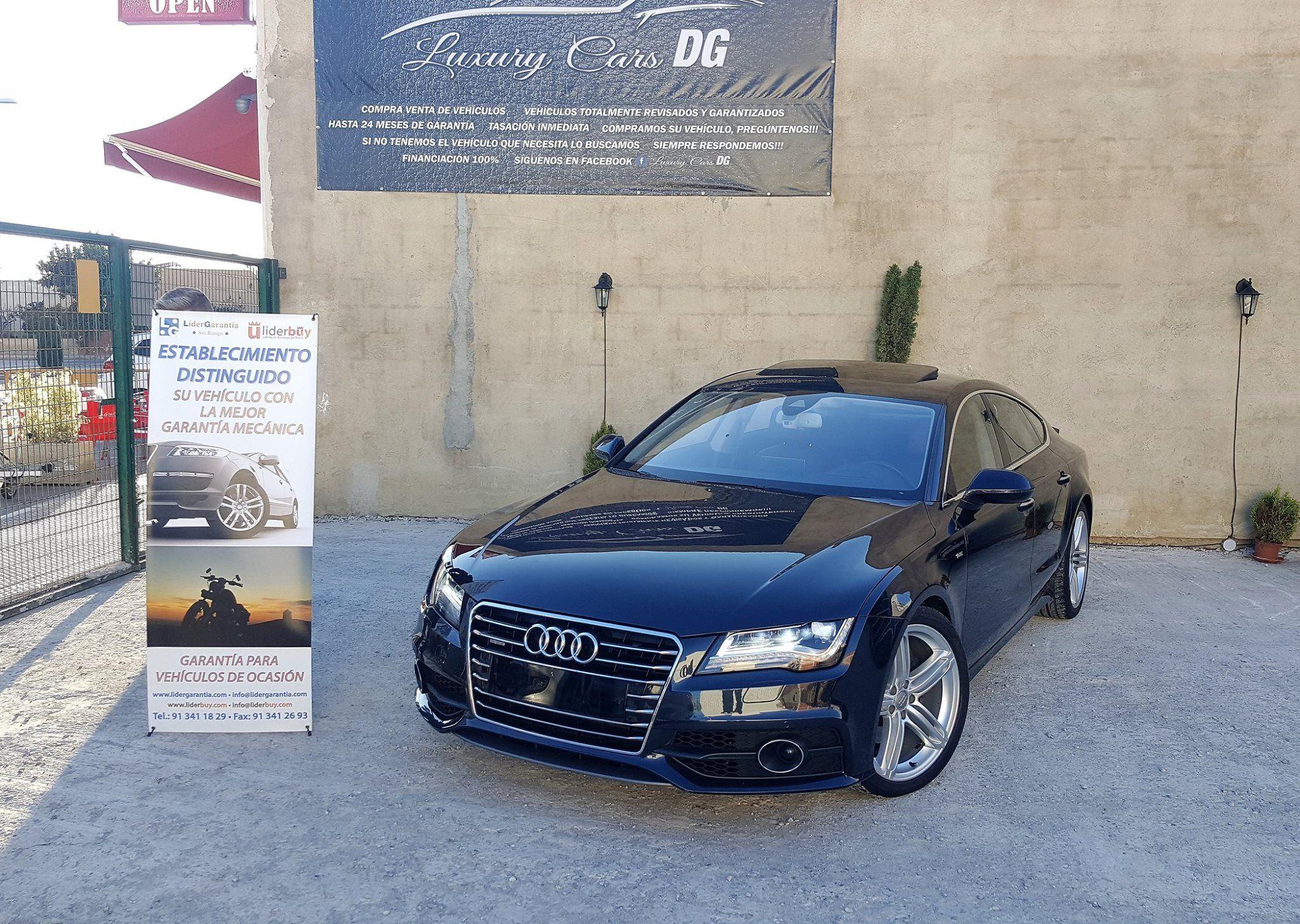 Foto 32 de Compraventa de automóviles en Vera | Luxury Cars DG