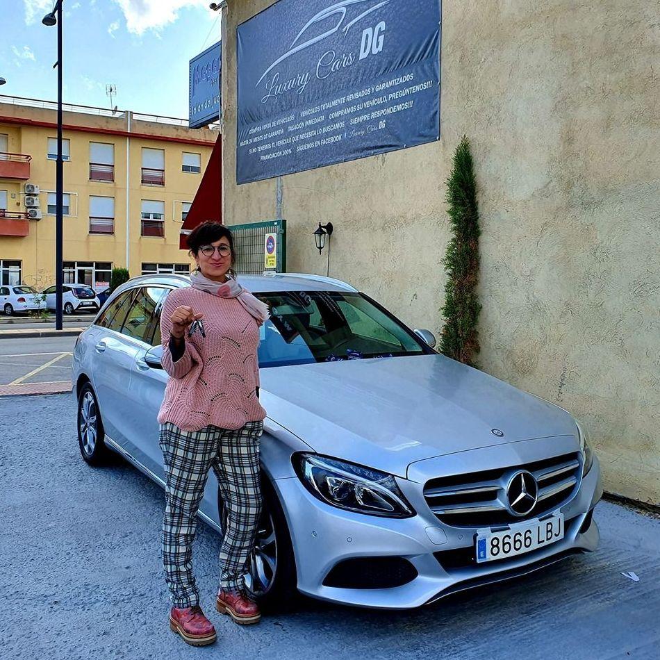 Gracias por confiar en Luxury Cars DG