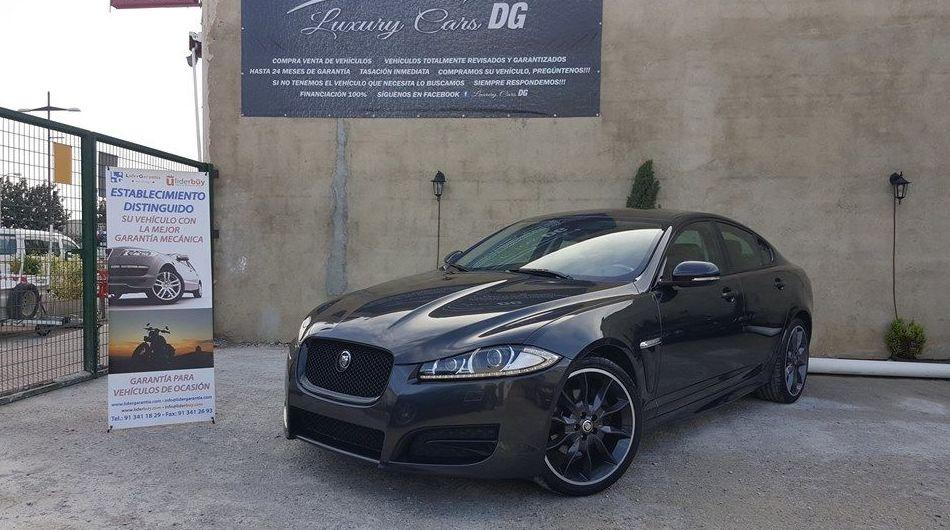 Jaguar XF R line