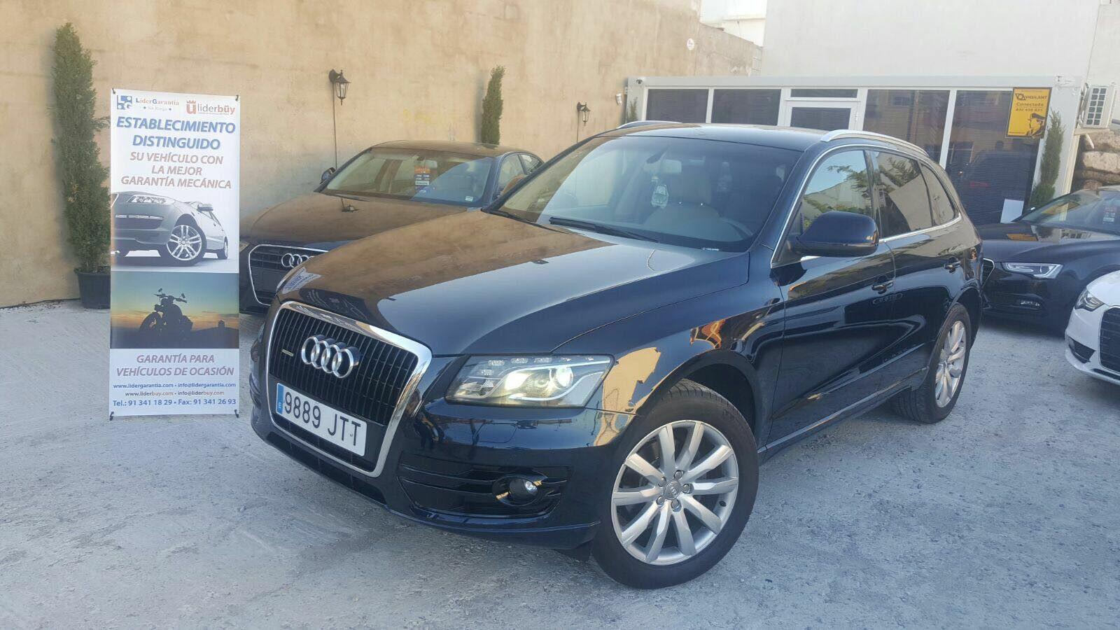 Audi Q5: Venta de vehículos de Luxury Cars DG