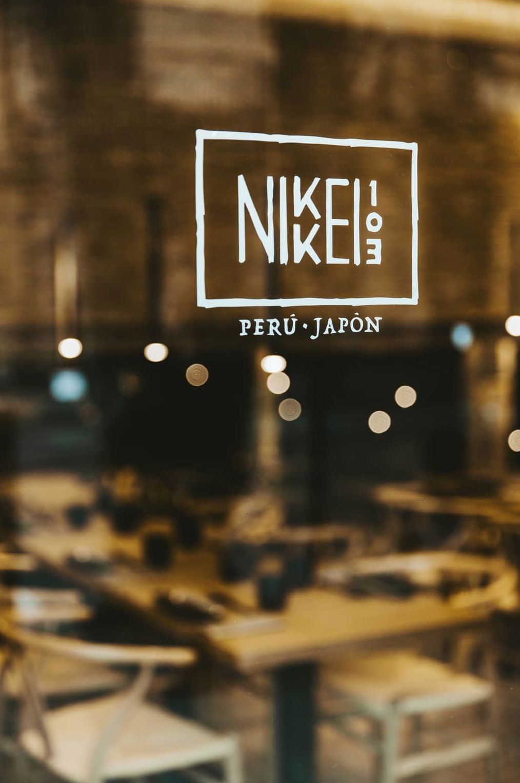 Proyecto de interiorismo Restaurante Nikkei de Barcelona