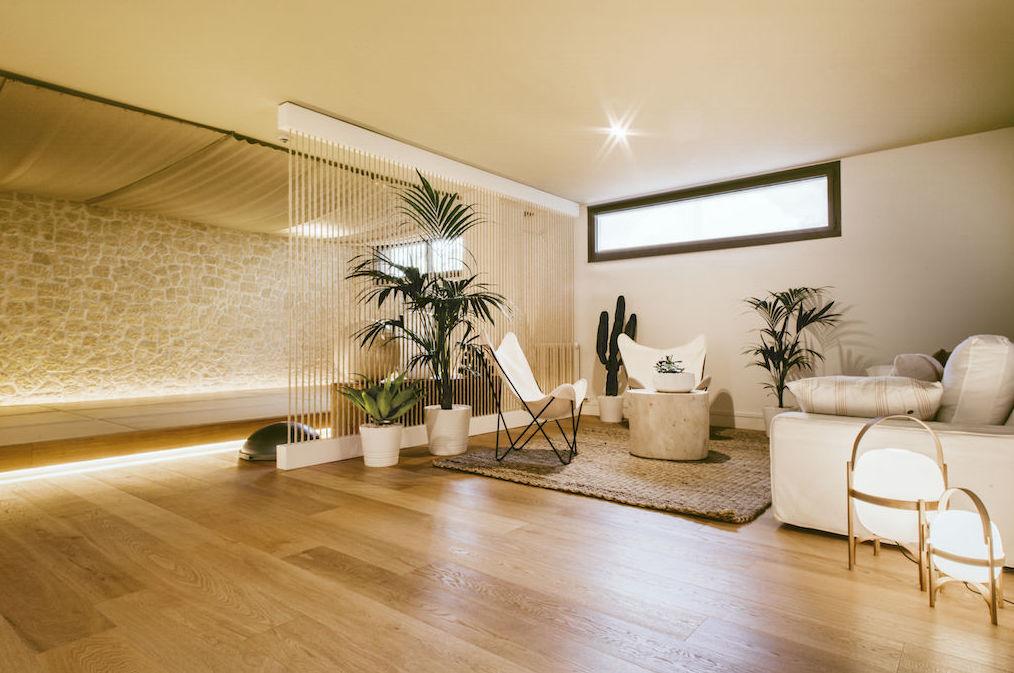 Reforma de un gimnasio en Barcelona: proyectos de interiorismo de Paglialonga studio interiorismo