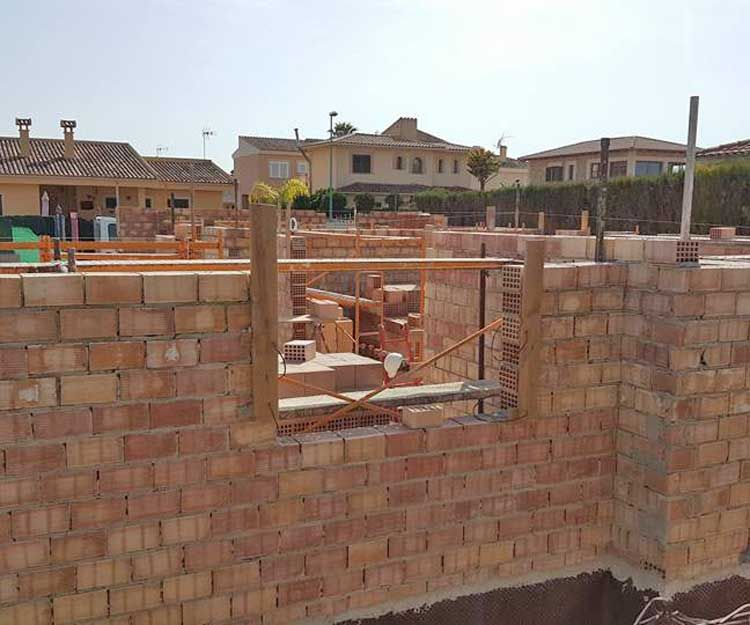 Especialistas en construcción de viviendas en Palma de Mallorca