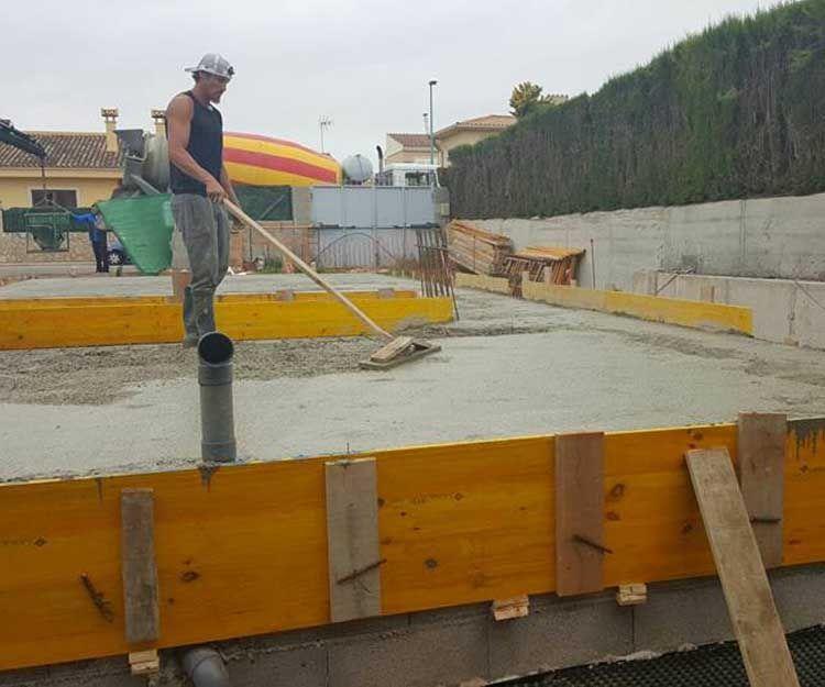 Construcción de edificios en Palma de Mallorca