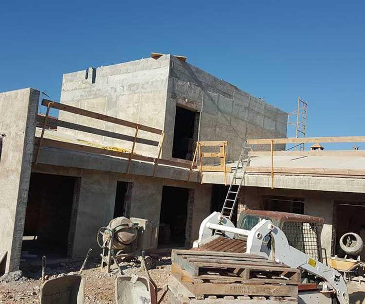 Construcción de viviendas en Palma de Mallorca