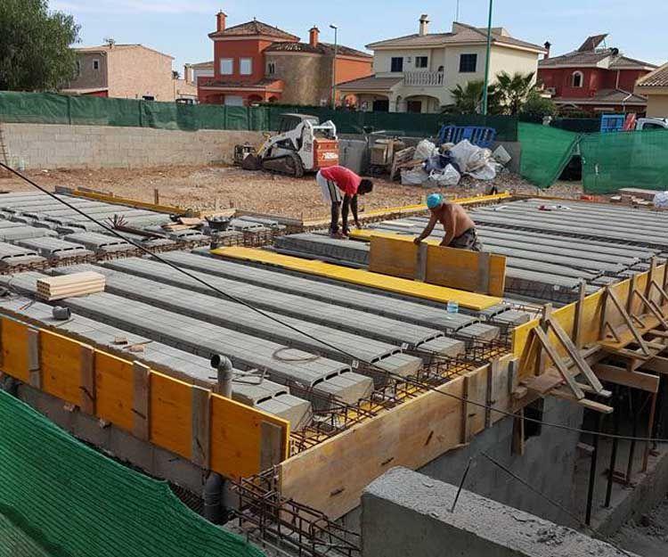 Empresa de construcción en Palma de Mallorca