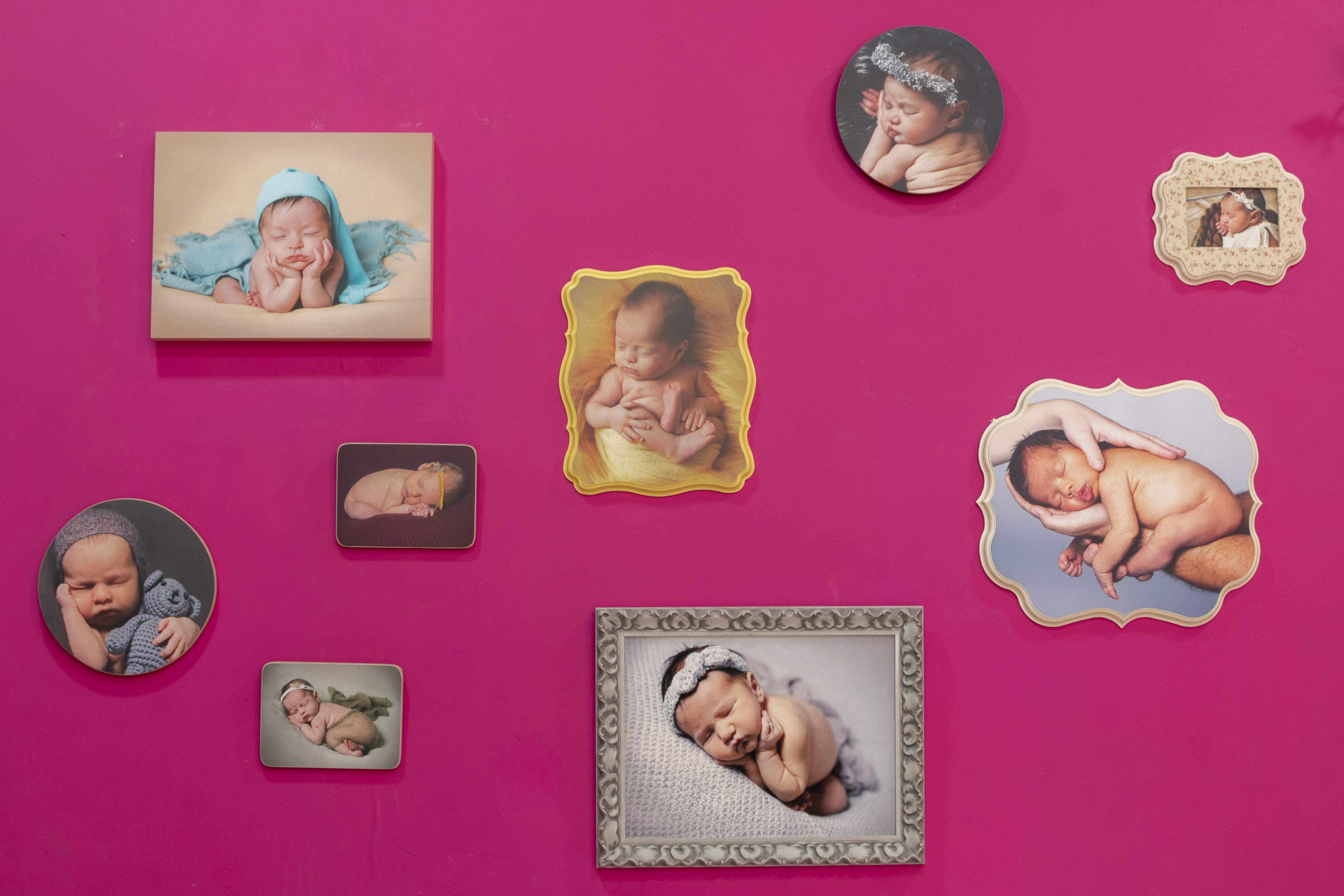 Fotografía de bebés en Vigo