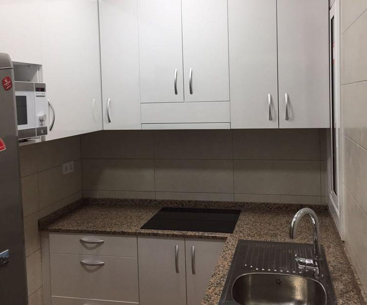 Reformas integrales de cocinas en Barcelona